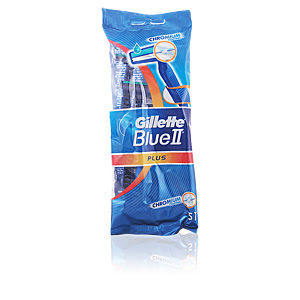 Gillette BLUE II PLUS cuchilla afeitar desechable 5 uds