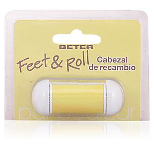 Beter FEET & ROLL lima pies recambio eléctrico