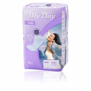 My Day MY DAY compresas incontinencia mini 16 uds