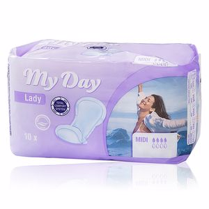 My Day MY DAY compresas incontinencia midi 10 uds