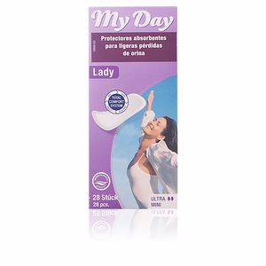 My Day MY DAY protector incontinencia ultra mini 28 uds