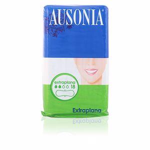 Ausonia AUSONIA compresas extra plana 18 uds