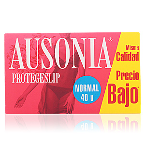 Ausonia AUSONIA protector normal 40 uds