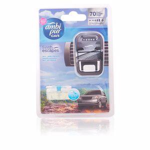 Ambi Pur CAR ambientador aparato + recambio #sky 7 ml