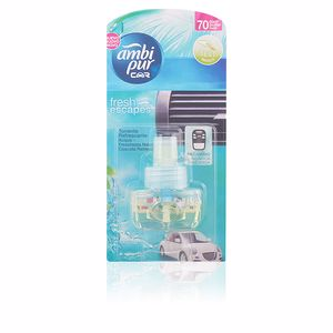Ambi Pur CAR ambientador recambio #acqua torrente 7 ml