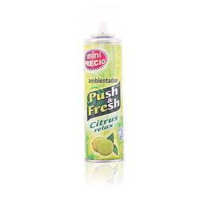 Push & Fresh PUSH & FRESH ambientador spray #citrus relax 200 ml