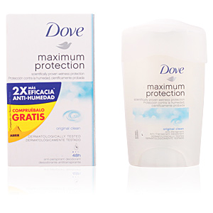 Dove ORIGINAL MAXIMUM PROTECTION deodorant cream 45 ml
