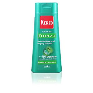Kerzo FRECUENCIA FUERZA REVITALIZANTE cabello normal 250 ml