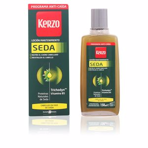 Kerzo LOCIÓN MANTENIMIENTO SEDA anti-hair fall 150 ml