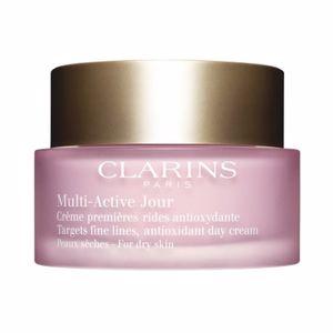Clarins MULTI-ACTIVE jour crème peaux sèches 50 ml