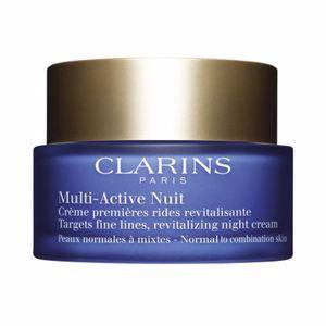 Clarins MULTI-ACTIVE nuit crème légère 50 ml