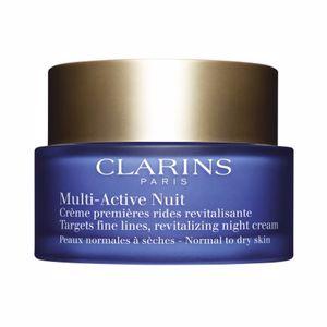 Clarins MULTI-ACTIVE nuit crème confort 50 ml