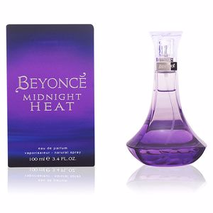 Singers BEYONCÉ MIDNIGHT HEAT eau de perfume spray 100 ml