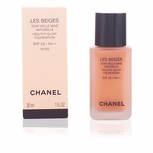 Chanel LES BEIGES teint belle mine naturelle SPF25 #50