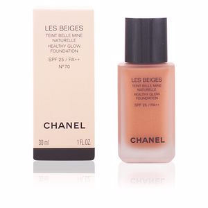 Chanel LES BEIGES teint belle mine naturelle SPF25 #70