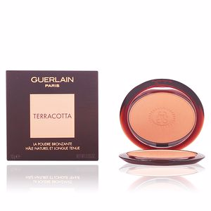 Guerlain TERRACOTTA bronzing powder #00-clair blondes