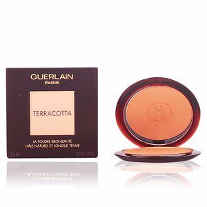 Guerlain TERRACOTTA bronzing powder #01-clair brunettes