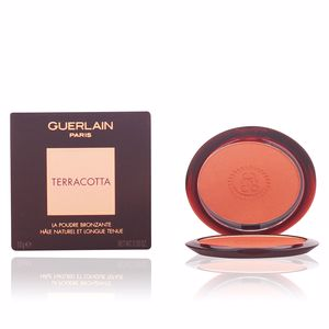 Guerlain TERRACOTTA bronzing powder #02-naturel blondes