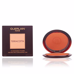 Guerlain TERRACOTTA bronzing powder #03-naturel brunettes