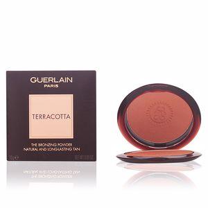 Guerlain TERRACOTTA bronzing powder #04-moyen blondes