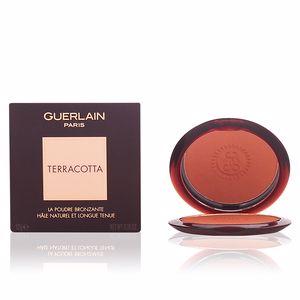 Guerlain TERRACOTTA bronzing powder #05-moyen brunettes
