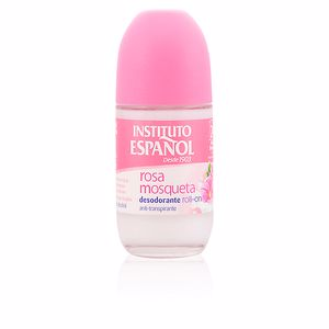 Instituto Español ROSA MOSQUETA deodorant roll-on 75 ml