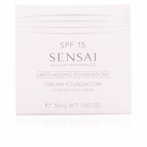 Kanebo SENSAI CP cream foundation SPF15 #cf-13