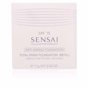 Kanebo SENSAI CP TOTAL FINISH anti-ageing foundation refill #24