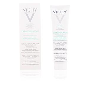 Vichy CRÈME DÉPILATOIRE eau thermale apaisante anti-irritante 150