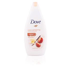 Dove KARITÉ & VAINILLA shower gel 500 ml