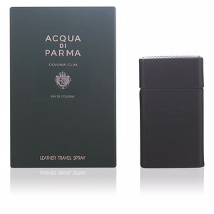 Acqua Di Parma cologne CLUB eau de cologne leather travel spray 30 ml