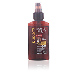 SOLAR ACEITE SECO COCO spray SPF50