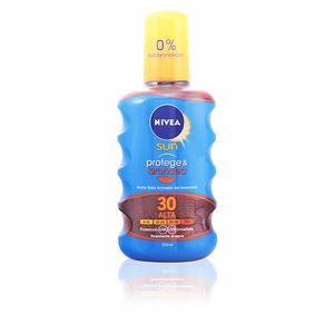 Nivea SUN PROTEGE&BRONCEA aceite SPF30 200 ml