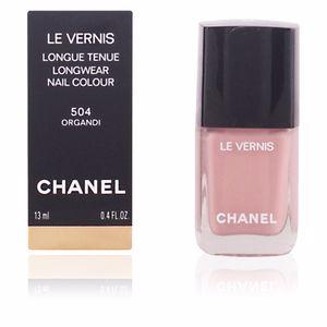 Chanel LE VERNIS #504-organdi
