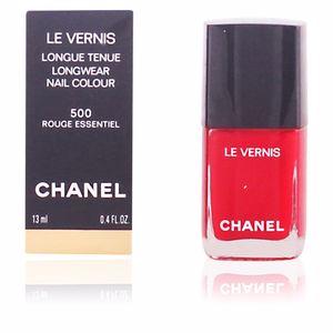 Chanel LE VERNIS #500-rouge essentiel