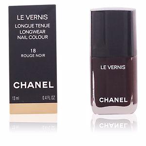 Chanel LE VERNIS #18-rouge noir