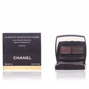 Chanel LA PALETTE SOURCILS #50 brun