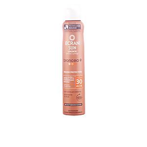 Ecran SUN LEMONOIL BRONCEA+ mousse SPF30 200 ml