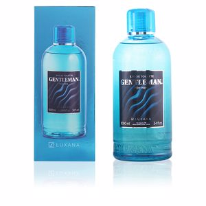 Luxana GENTLEMAN FOR MEN eau de toilette 1000 ml