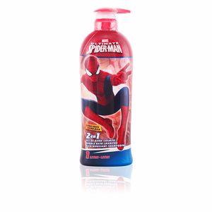 Marvel SPIDERMAN 2en1 gel baño & champú 1000 ml