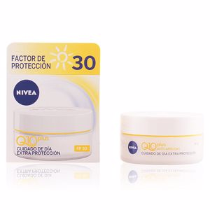 Nivea Q10+ anti-arrugas día SPF30 50 ml
