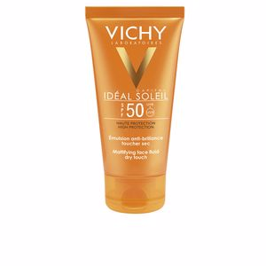 Vichy IDÉAL SOLEIL emulsion anti-brillance toucher sec SPF50 50 ml