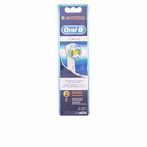 Oral-b 3D WHITE PRO-BRIGHT cabezales 2 uds