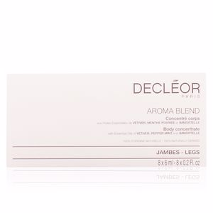 Decleor AROMABLEND concentre corps light legs 8 x 6 ml
