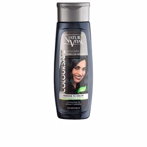 Naturaleza Y Vida mask COLOURSAFE negro 300 ml