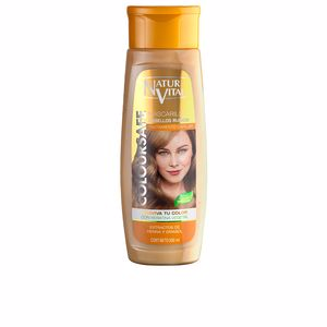 Naturaleza Y Vida mask COLOURSAFE rubio 300 ml
