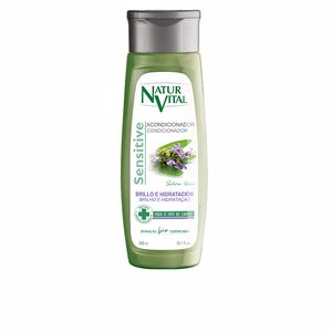 Naturaleza Y Vida ACONDICIONADOR SENSITIVE salvia 300 ml