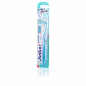 Jordan JORDAN NIÑOS cepillo dental 9-12 años #suave