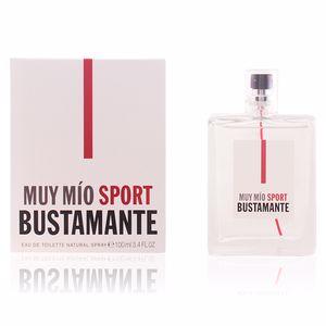 Bustamante MUY MIO SPORT eau de toilette spray 100 ml