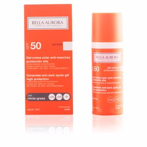 BELLA AURORA SOLAR gel anti-manchas mixta/grasa SPF50 50 ml